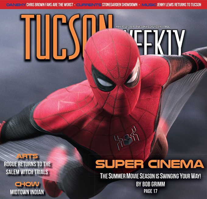 Superheroes Monsters Robots And More Cinema Feature Tucson Weekly