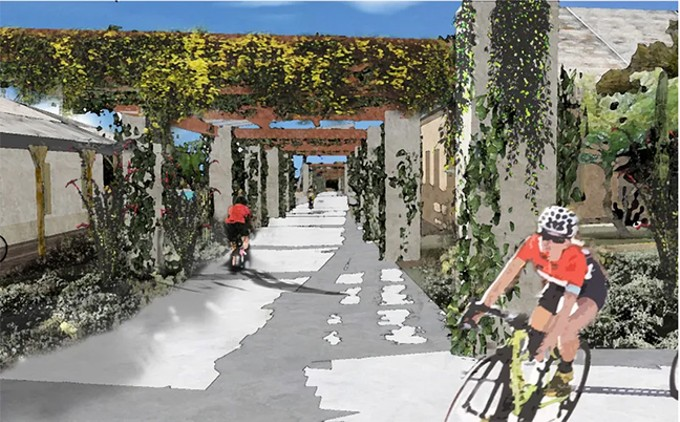 Pima County Board of Supervisors approval moves the Bike Ranch development forward at Saguaro National Park East