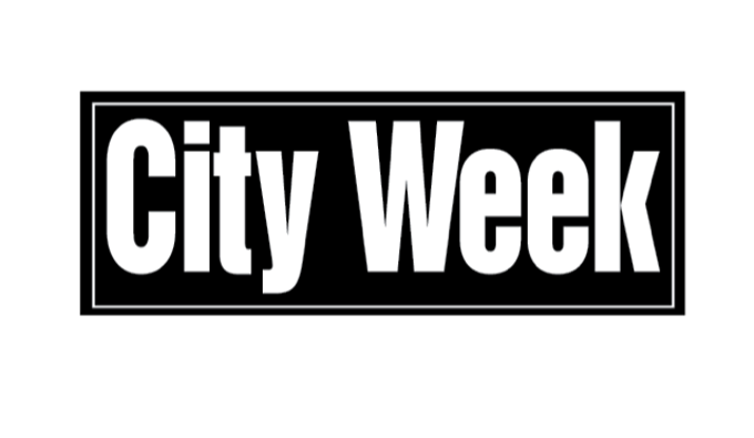 City Week logo.