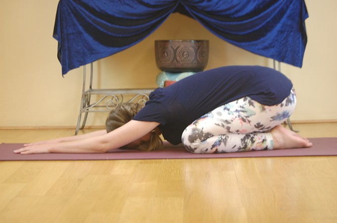 Various teachers lead sessions on this easiest form of yoga practice.