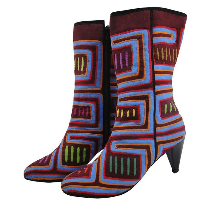 Roberto's handmade boots