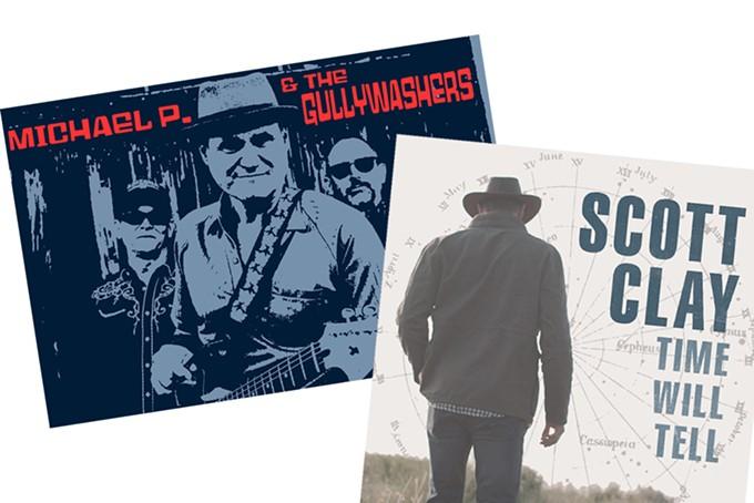 Michael P & the Gullywashers / Scott Clay