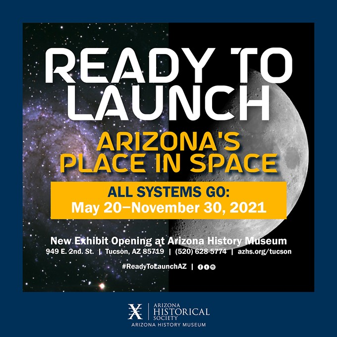 Ready to Launch: Arizona's Place in Space