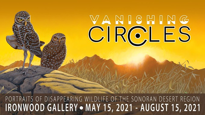 A special selection of works from the Arizona-Sonora Desert Museum's permanent collection