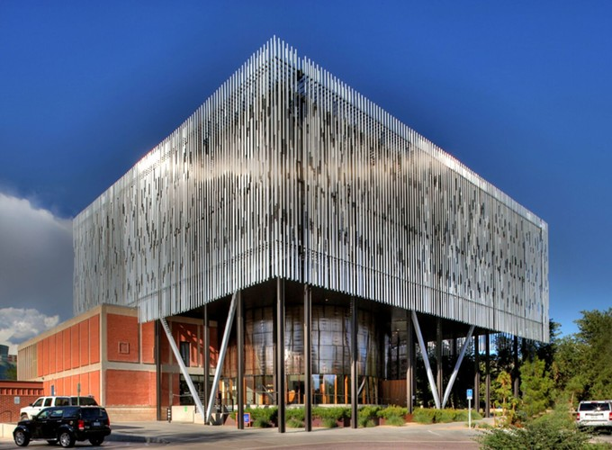 Laboratory of Tree-Ring Research Building