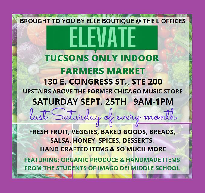 ELEVATE Indoor Farmers Market