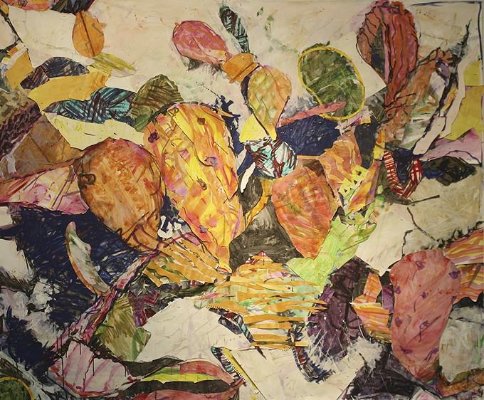 """Desert Dream,"" painting by Joe Hatton"
