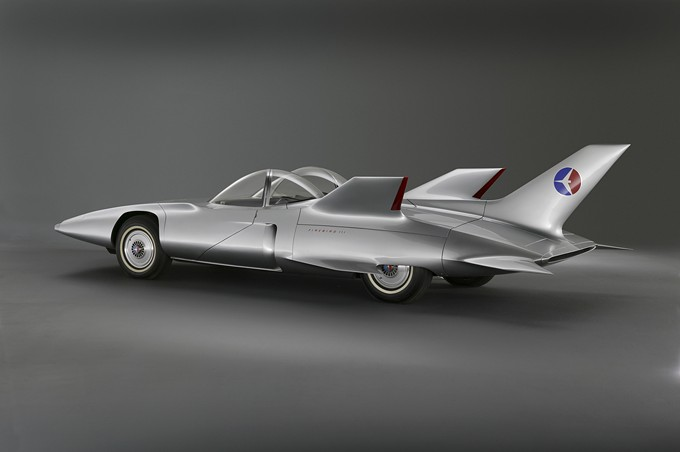 The Firebird III will be on display at the Museum of Contemporary Art.