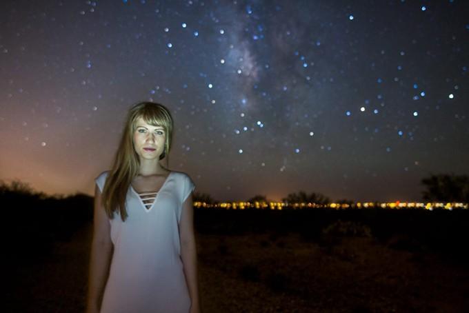 Steff Koeppen releases her new solo work.