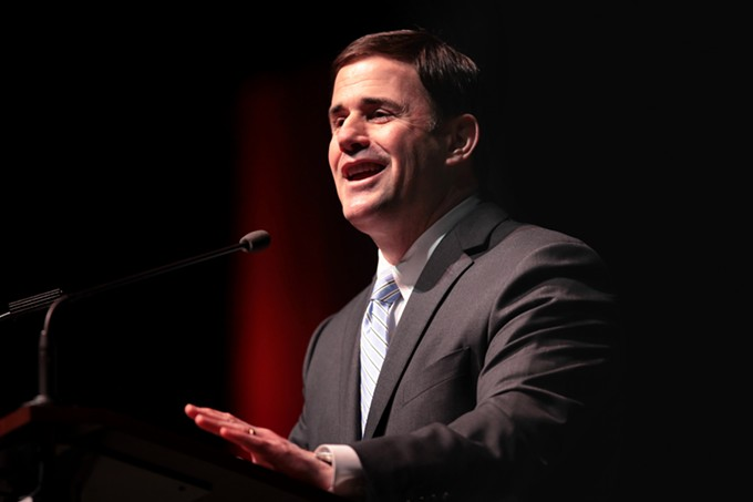 Gov. Ducey has this women's health thing all figured out.
