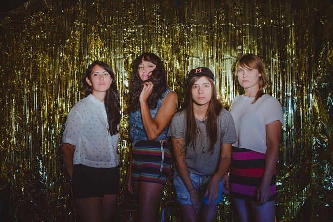 Seattle's La Luz pulls its attitude from the blues.