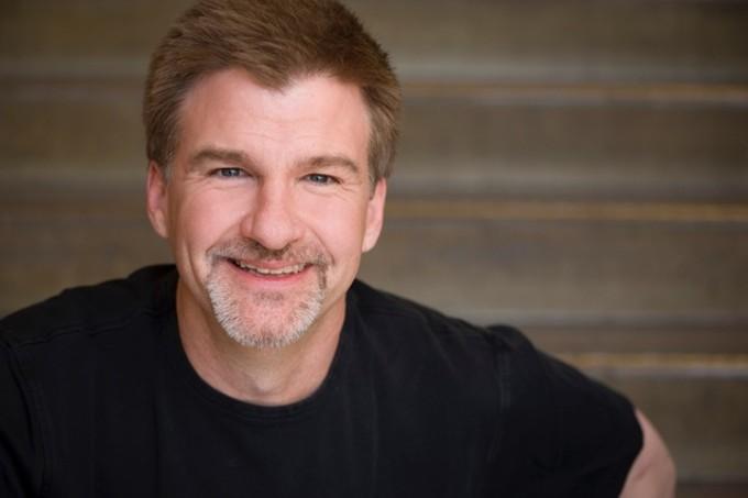 Theater teacher Art Almquist