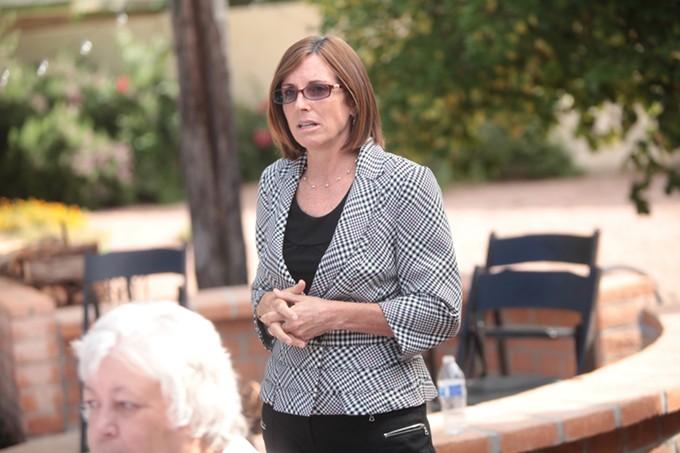 Arizona Congresswoman Martha McSally