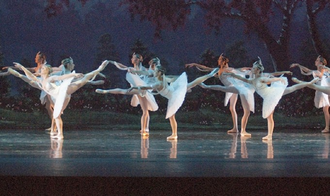 "Ballet Tucson tackles the historic dance ""Kingdom of the Shades"" this weekend."