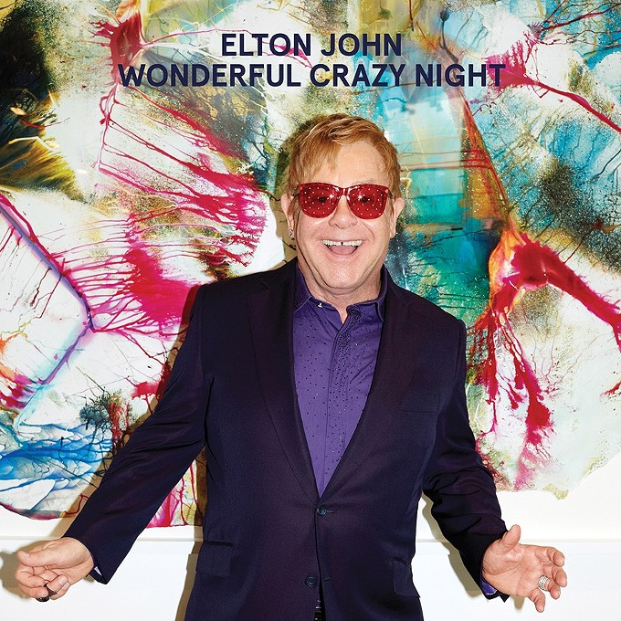 Like latter-day Liberace, Elton is an institution we take for granted at our own peril …