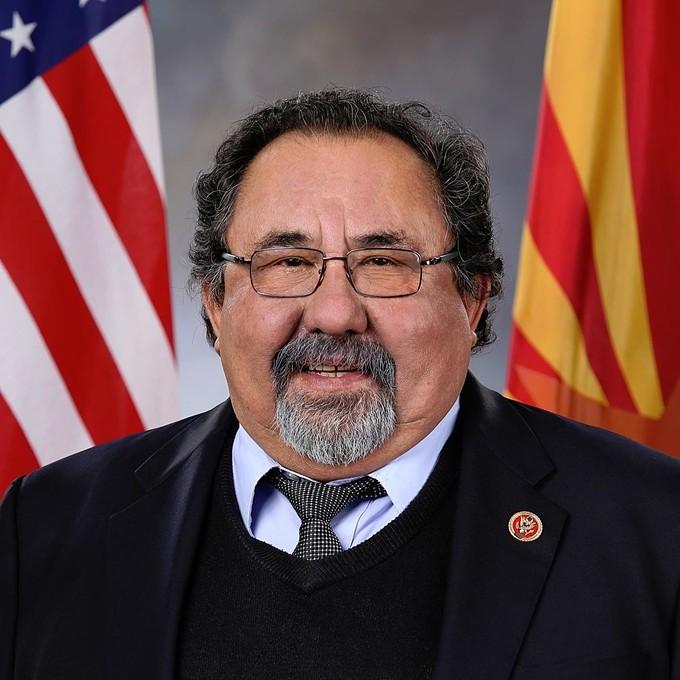 U.S. Congressman Raul Grijalva (D-AZ03)