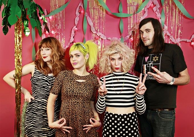 Tacocat: 'When we first started playing in Seattle, there was a lot more masculinity.'