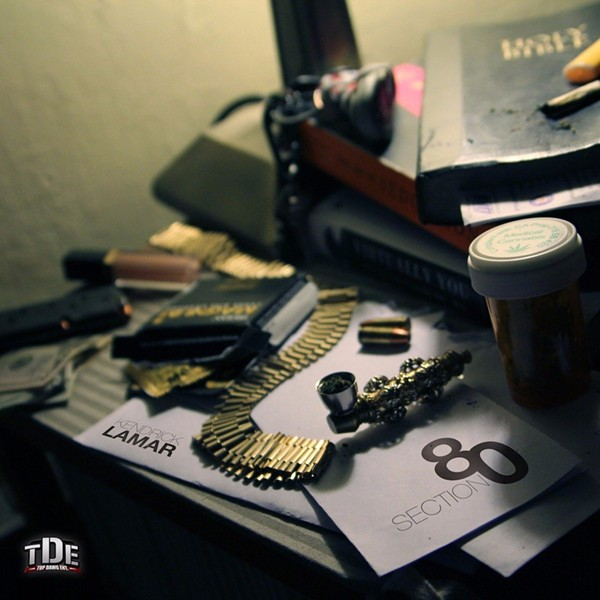 Kendrick Lamar-Section.80
