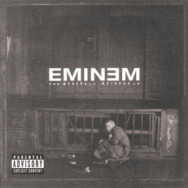 Eminem-The Marshall Mathers LP