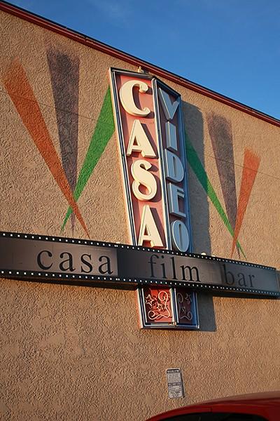 Casa Video - COURTESY