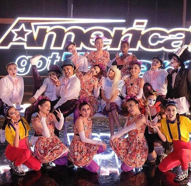PAC Dance Team - COURTESY
