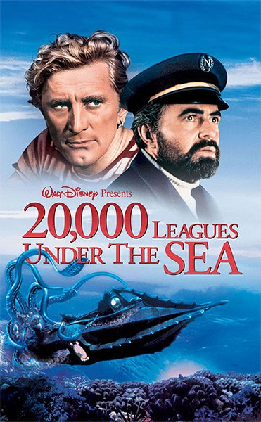 2,000 Leagues Under the Sea - COURTESY