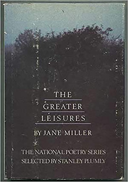 Jane Miller - COURTESY