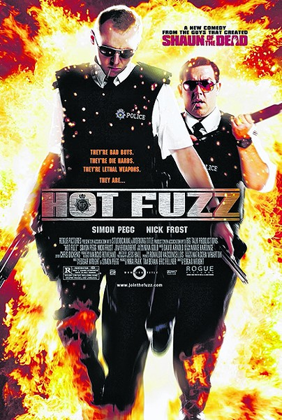 Hot Fuzz - COURTESY