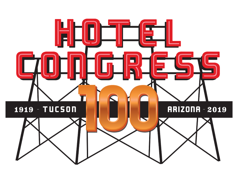 Hotel Congress celebrates 100 years with the Copper Jubilee on Sunday, Nov. 18. Research has proved that Hotel Congress had a soft opening in November of 1918. - HOTEL CONGRESS