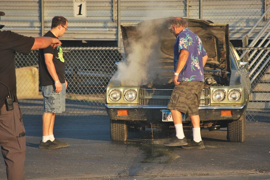 COURTESY OF ROADKILL ZIP-TIE DRAGS