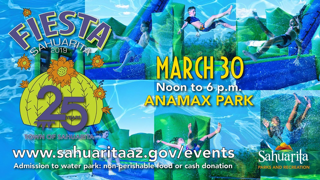 COURTESY OF FIESTA SAHUARITA 2019 - ANAMAX PARK FACEBOOK EVENT PAGE