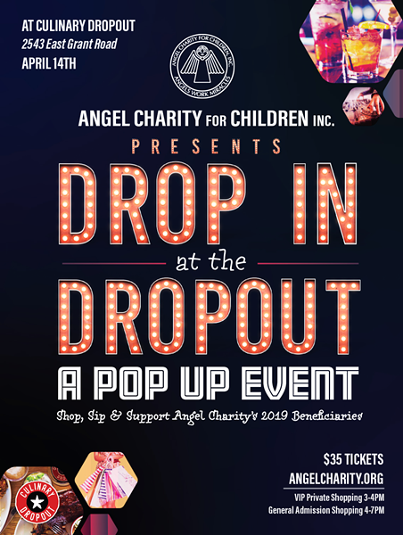 COURTESY OF ANGEL CHARITY FOR CHILDREN, INC.