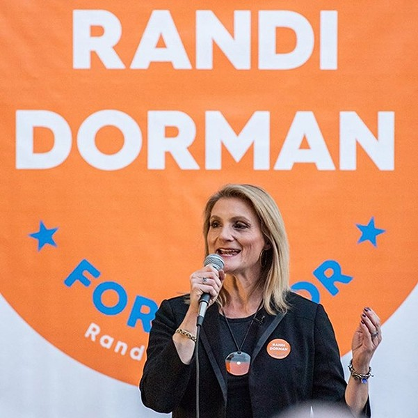 Randi Dorman - COURTESY