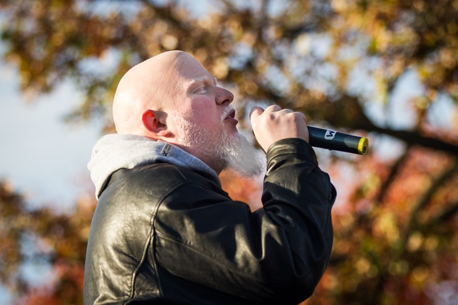 Brother Ali: Friday, Feb. 21 @ 191 Toole