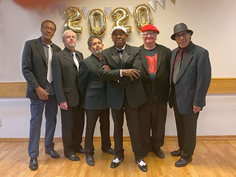 The George Howard Band is performing Tuesday, June 9 at the Gaslight Music Hall in Oro Valley. - COURTESY PHOTO