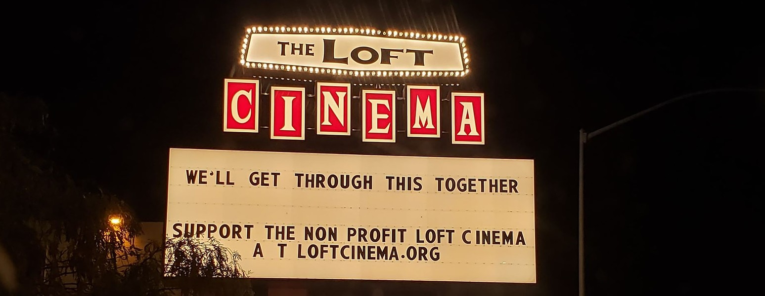 Movie theaters, gyms, water parks and other businesses closed by Gov. Doug Ducey's executive order may be eligible for grants to help them pay the rent or mortgage. - JEFF GARDNER