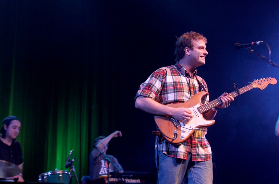 Try not to fall in love with Mac Demarco. - HEATHER HOCH