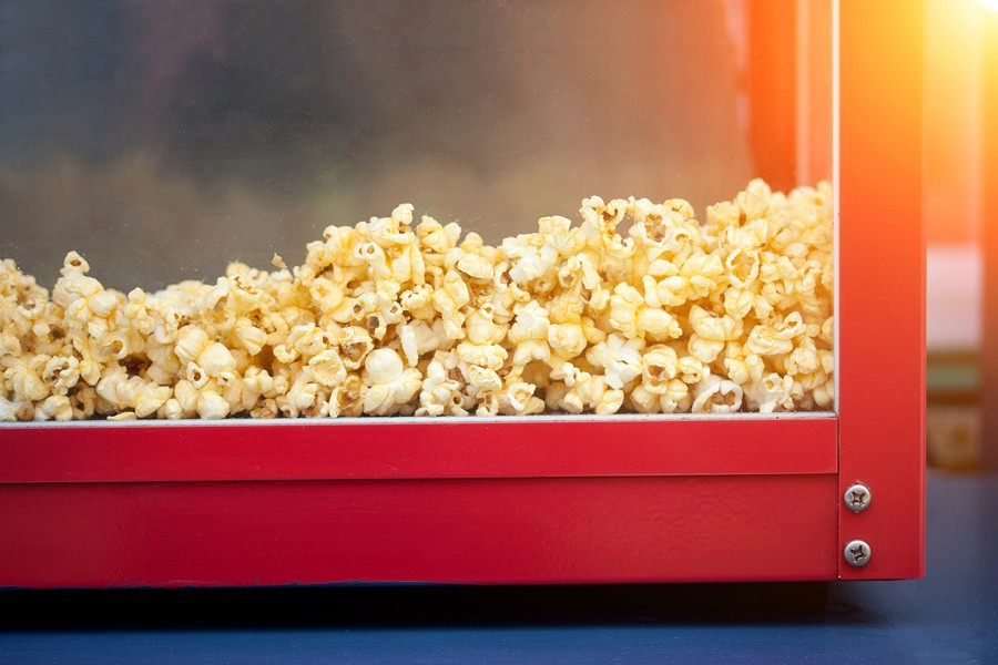 If there's no butter on your popcorn, what's even the point? - BIGSTOCK