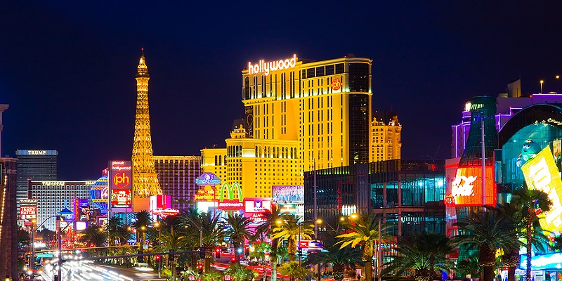 "Cellphone Data Shows How Las Vegas Is ""Gambling With Lives"" Across the Country"