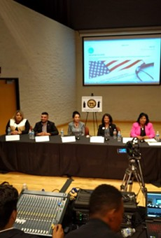 The LD-3 state congressional candidates debate Friday, July 20, at Pima Community College West campus.