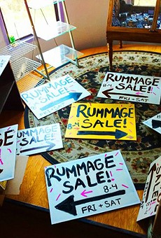 WomanKraft Rummage Sale