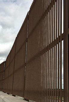 Legal challenges to border wall continue – and so does construction