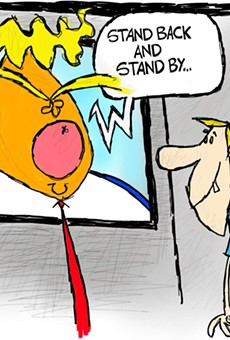 Claytoonz: Stand Back and Stand By