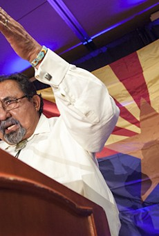 "Congressman Raúl Grijalva: ""Human rights abuses should never be the foundations of government policy."""