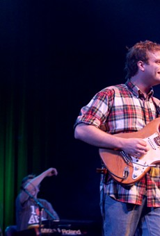 Try not to fall in love with Mac Demarco.