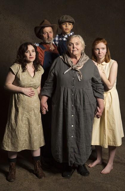 The Joad Family