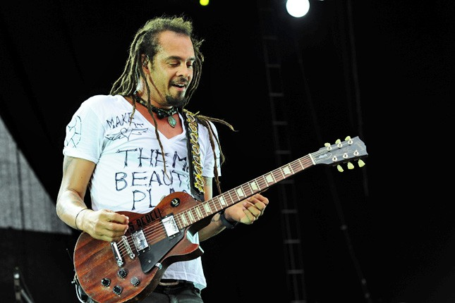 Michael Franti: Friday 6/8 @ The Rialto Theater. - WIKIMEDIA COMMONS