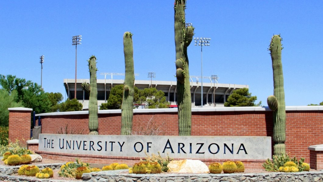 The University of Arizona - COURTESY