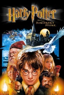 """""""Harry Potter and the Sorcerer's Stone"""" by J.K. Rowling"""
