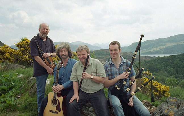 The Tannahill Weavers are coming to Tucson.